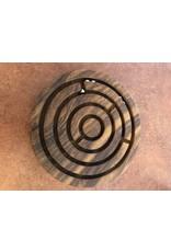Wood Labyrinth Puzzle
