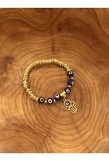 Hamsa Evil Eye Bracelet