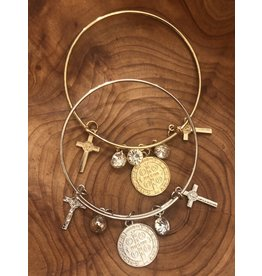 Christian Charm Bracelets