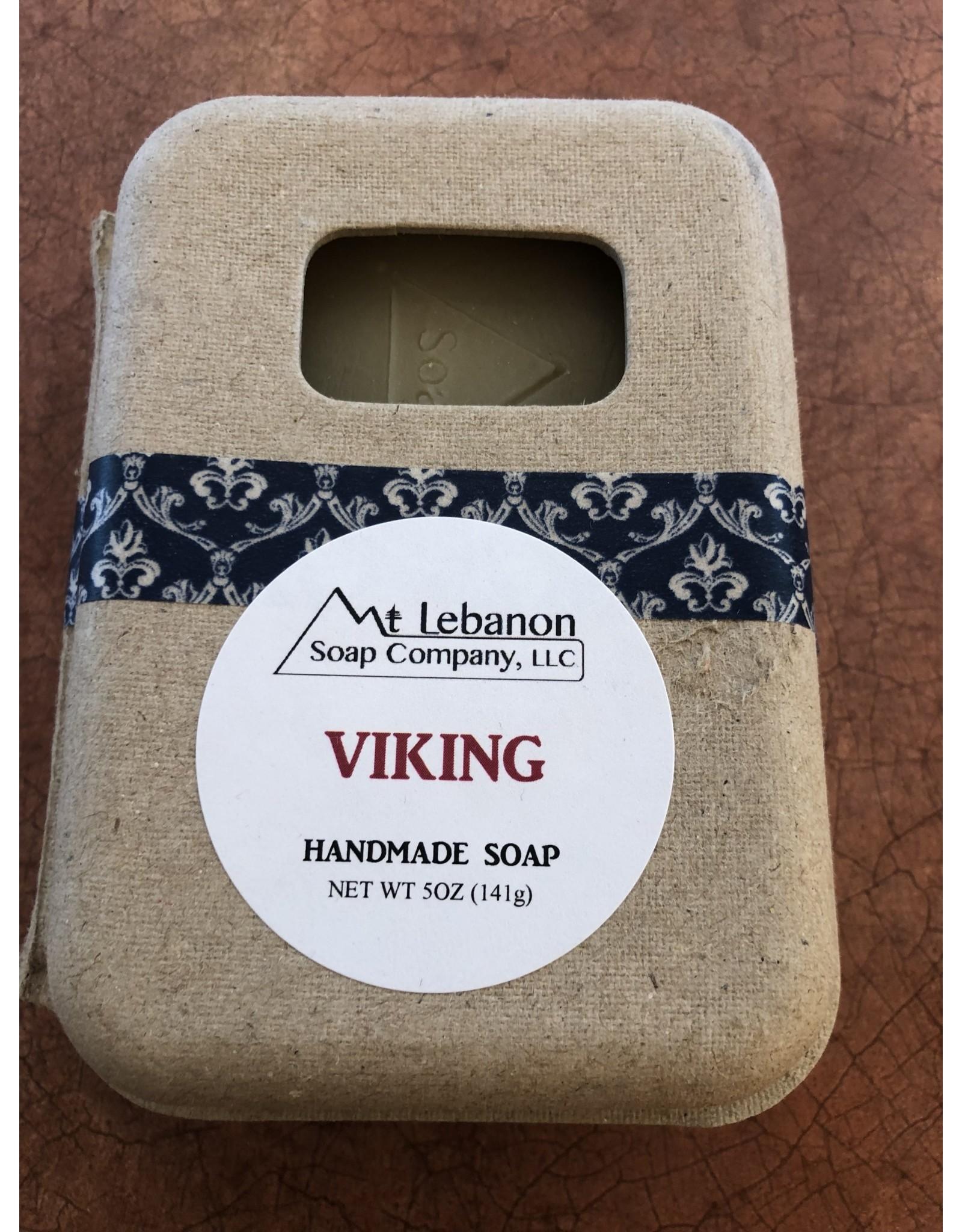 Mt. Lebanon Soap (New Scents)