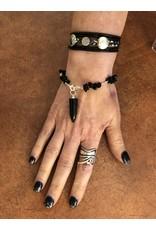 Gemstone Pendulum Bracelet