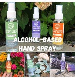 Essential Oil Hand Spray