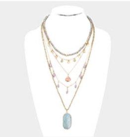 Five Strand Necklace