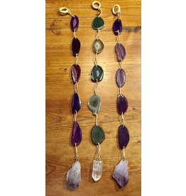 Healing Gemstone Strands