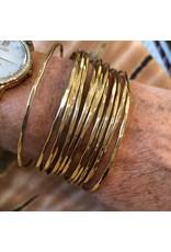 Metal Wire Cuff Bracelet
