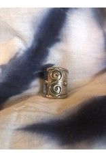 Silver Cuff Rings