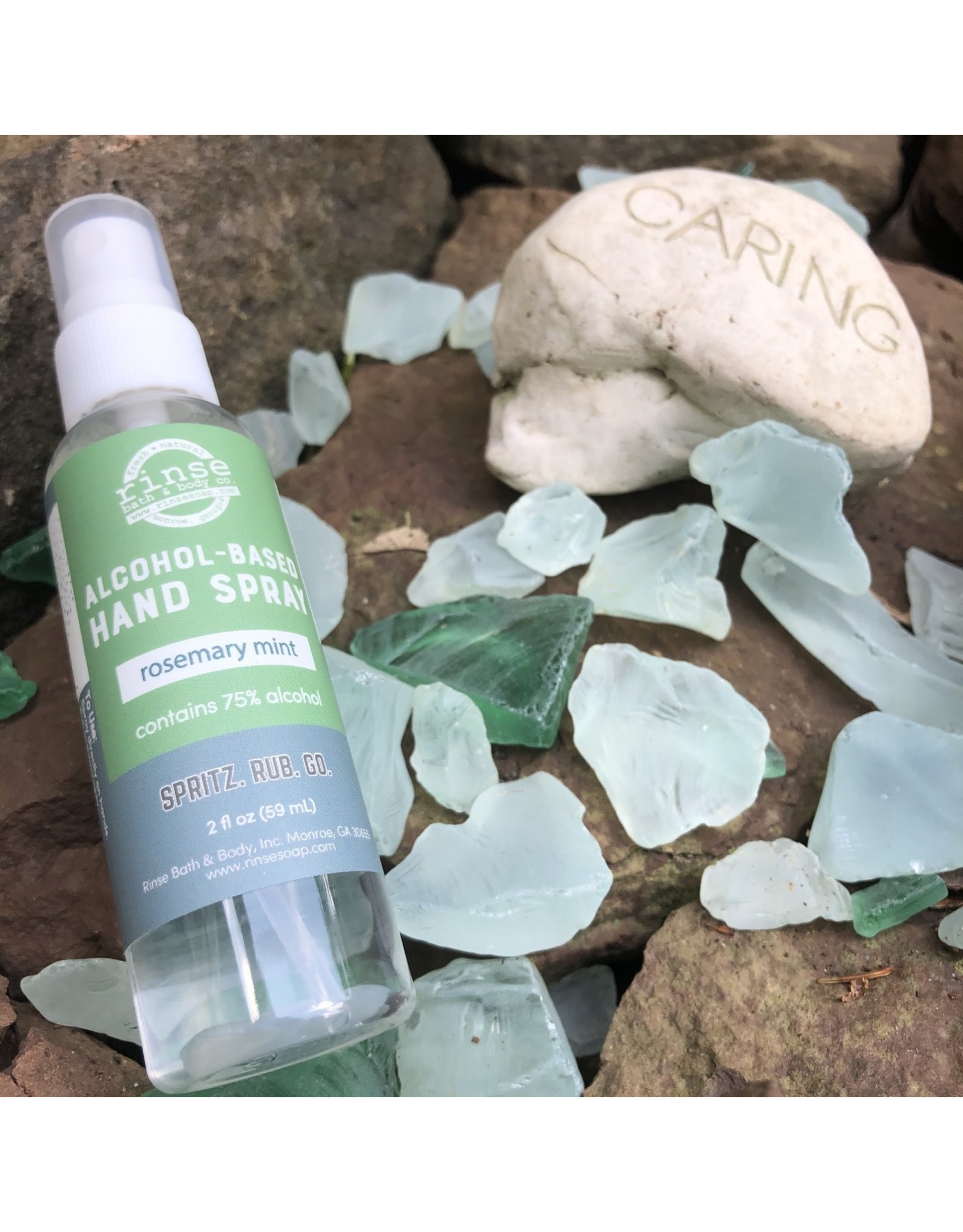 Essential Oil Hand Spray