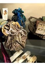 Silk Jewelry Pouch