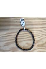 Small Beaded Gemstone Bracelet
