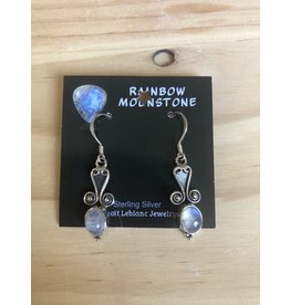 Healing Gemstone Earrings
