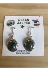 Healing Gemstone Earrings