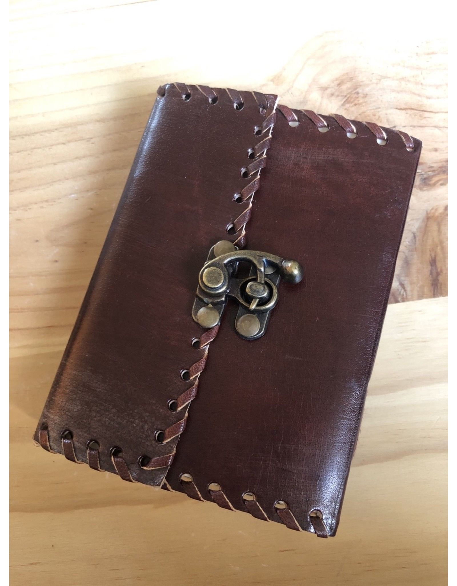 Tooled Leather Journal