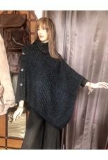 Knit Cowl Poncho