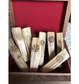 Palo Santo Design Sticks