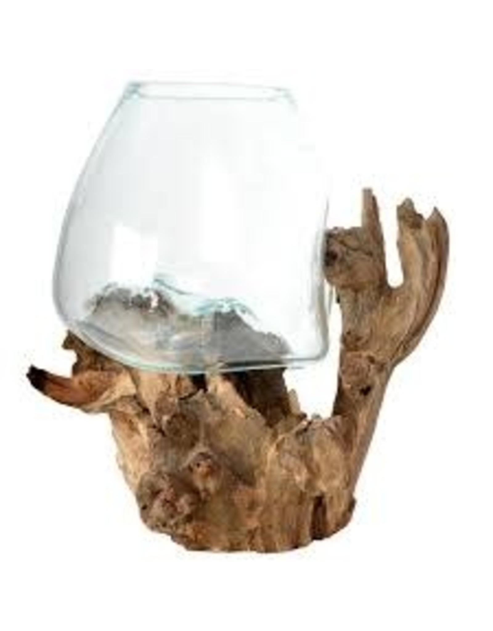 Molten Glass Bowls