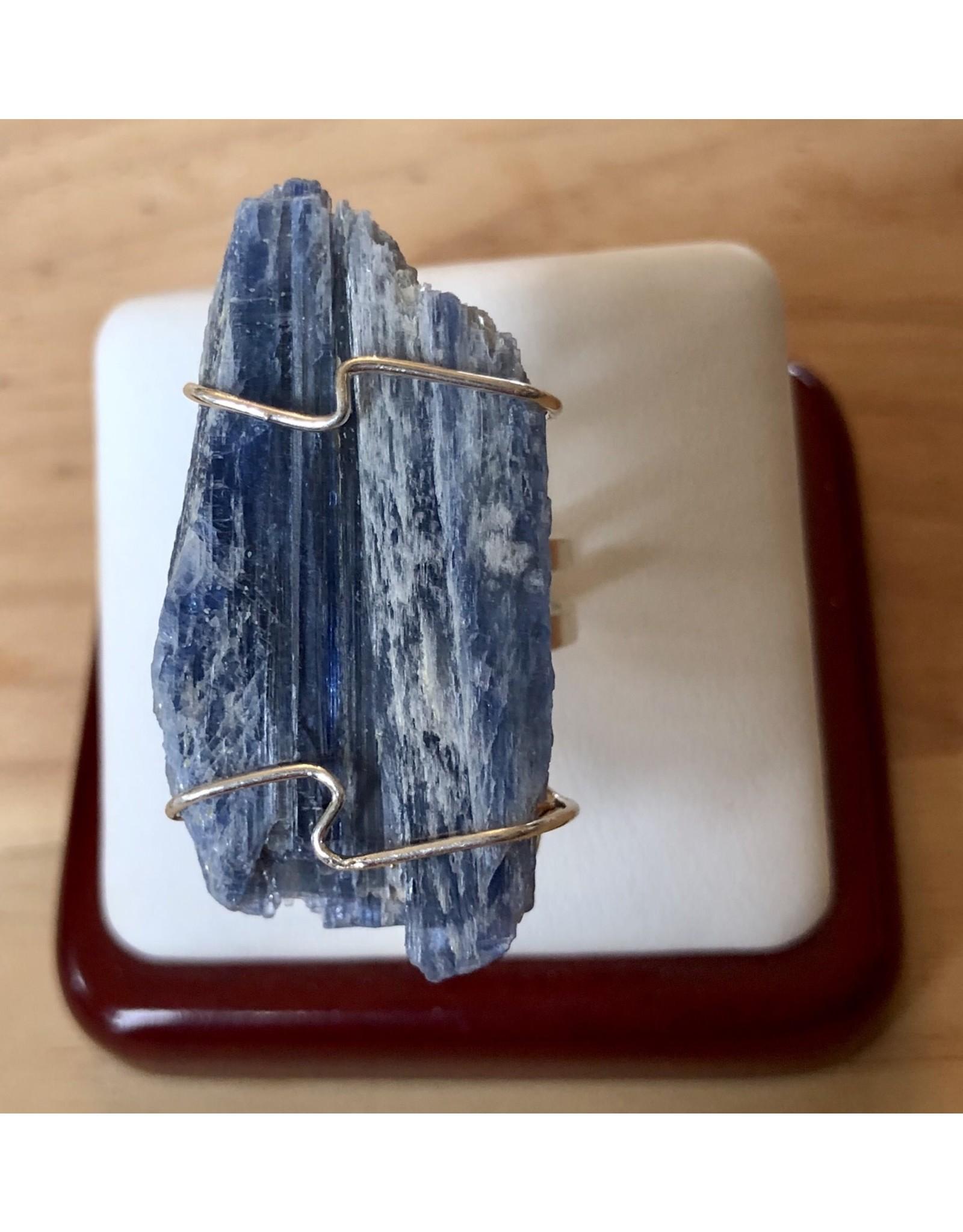 Adjustable Gemstone Rings