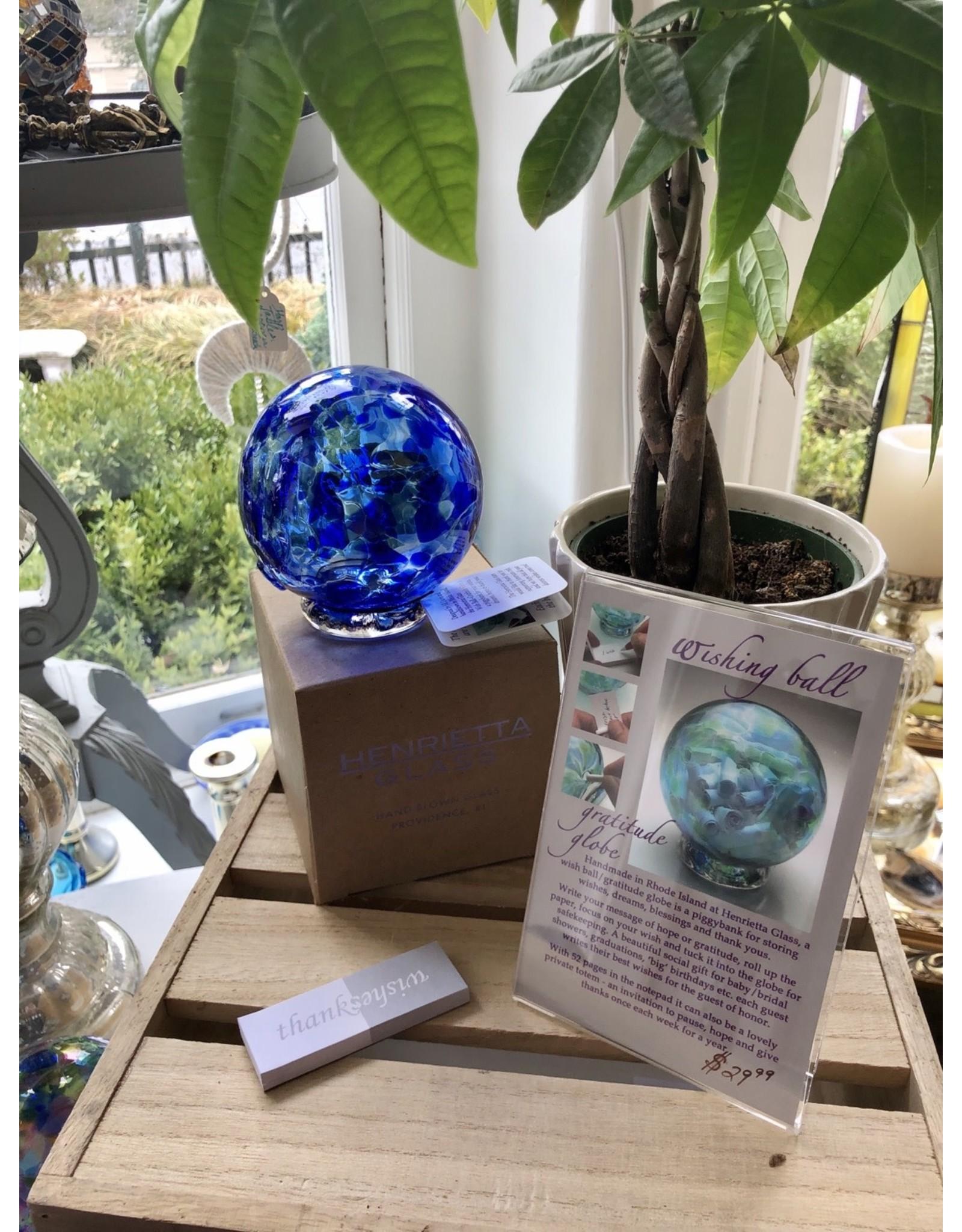 Wishing Ball/ Gratitude Globe