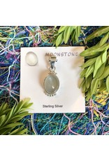 Sterling Silver Gemstone Pendant 29.99
