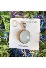 Sterling Gemstone Pendant 35.99
