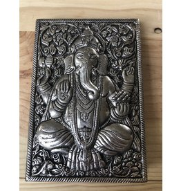 Metal Hand-Embossed Journal