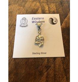 Sacred Sterling Pendant
