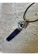 Aromatherapy Gemstone Pendant