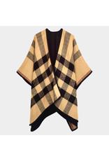 Reversible Kimono Check