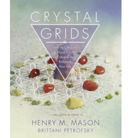 Crystal Grids to Enhance Your Life