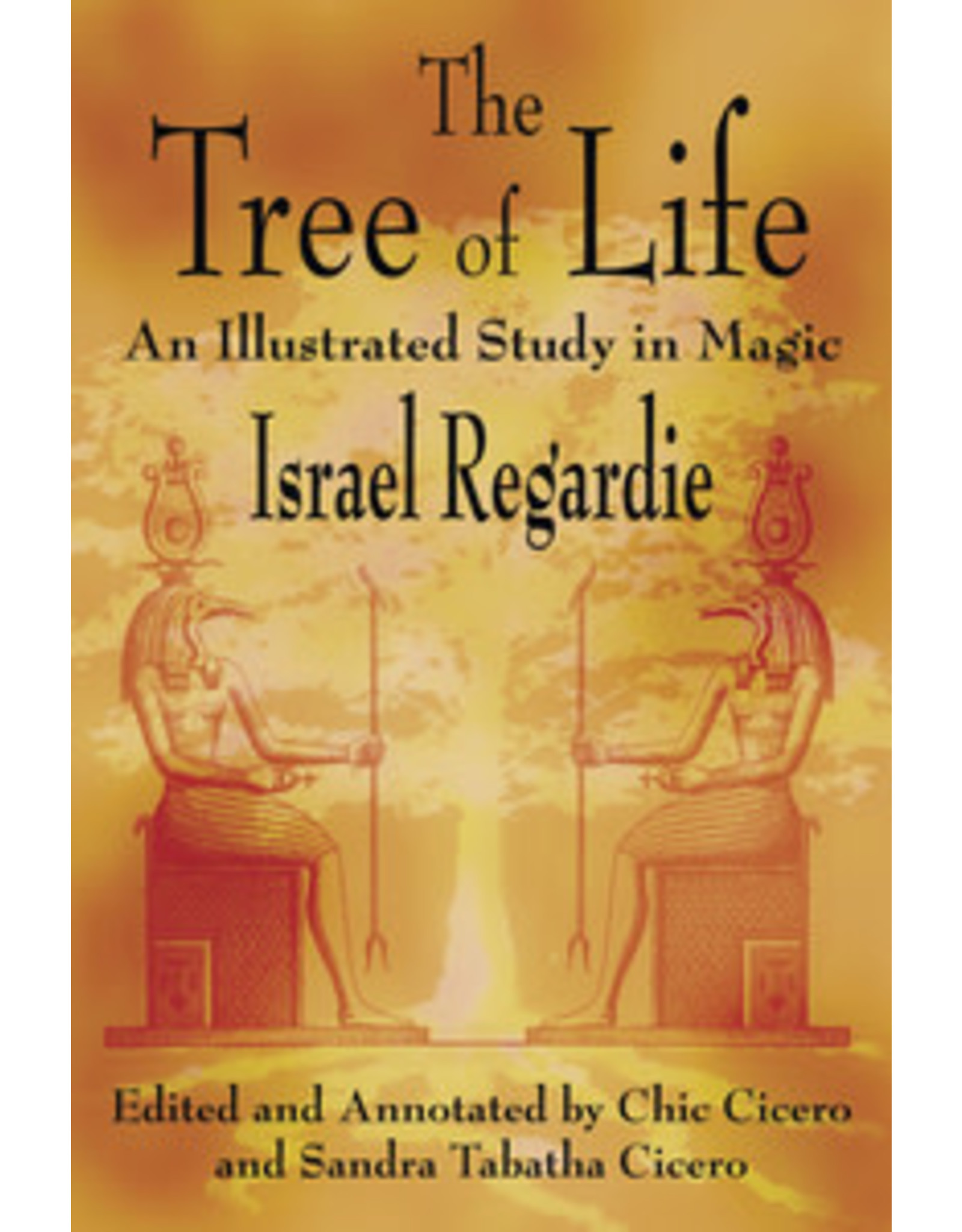 The Tree of Life- An Illustrated Study in Magic