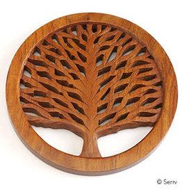 Tree of Life Trivet
