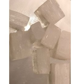 Selenite Rough Cut