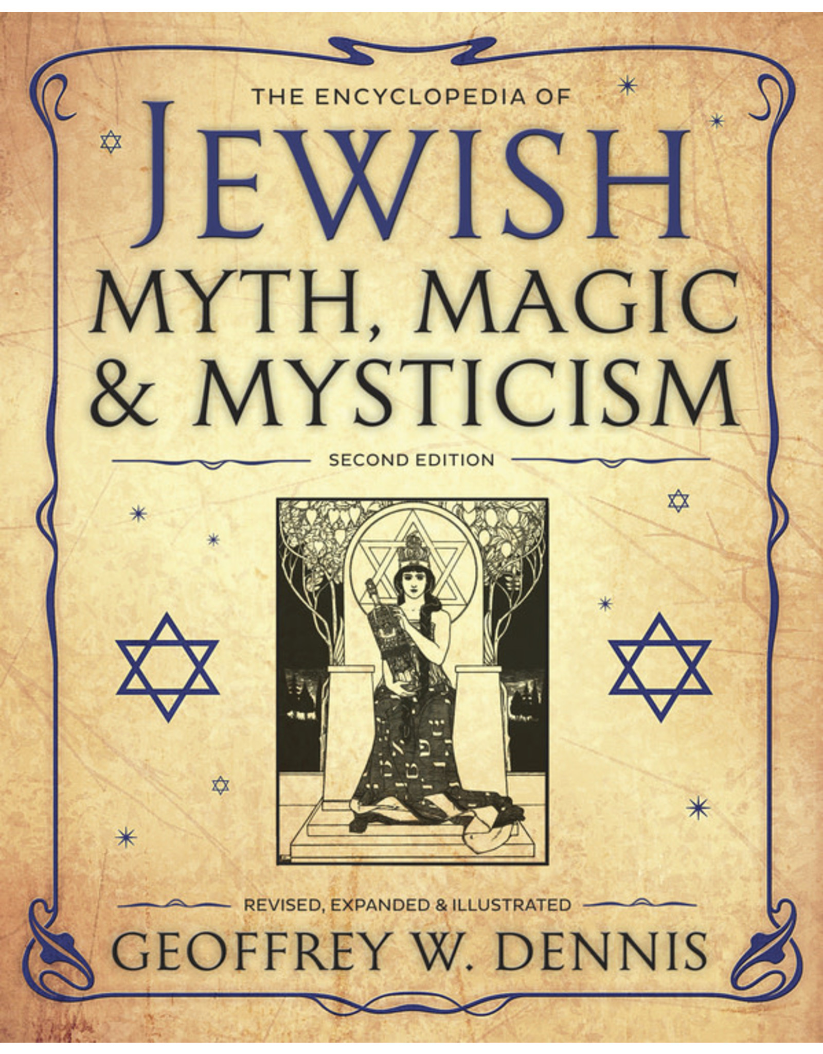 Jewish Myth, Magic & Mysticism