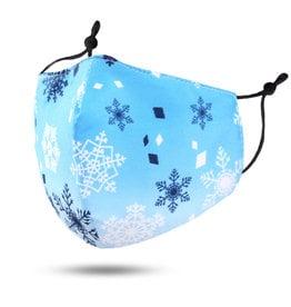 Child Size Snowflake Mask
