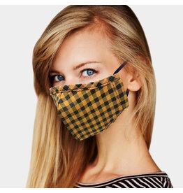 Plaid Masks