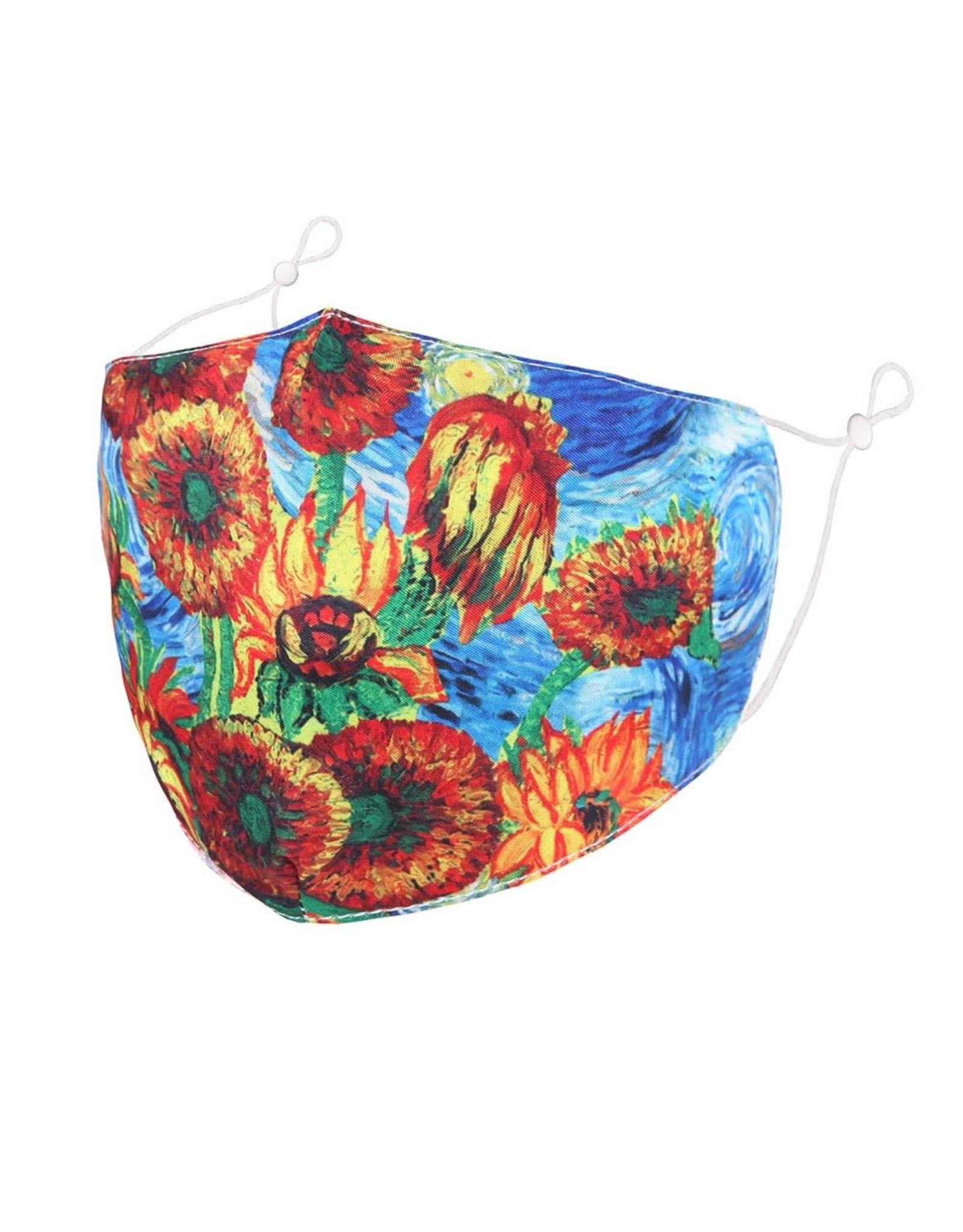 Sunflower Mask