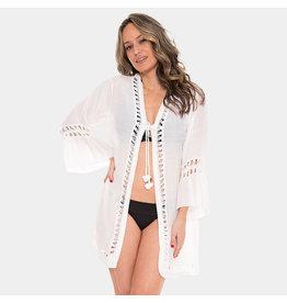 White Tie Kimono