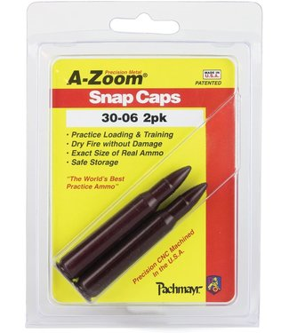 A-ZOOM A-ZOOM SNAP CAPS - .30-06 SPRG
