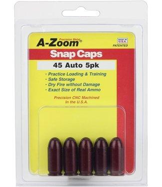A-ZOOM A-ZOOM SNAP CAPS - .45 ACP