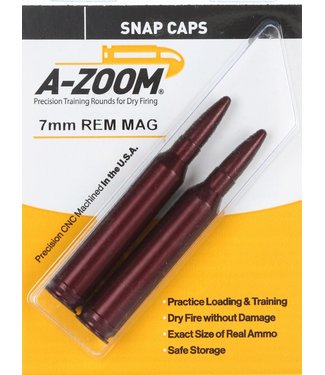 A-ZOOM A-ZOOM SNAP CAPS - 7MM