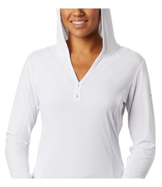 COLUMBIA WOMEN'S COLUMBIA CHILL RIVER HOODED TUNIC