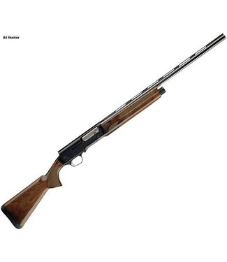 "Browning BROWNING A5 HUNTER SEMI-AUTO SHOTGUN (4-ROUND) - 12-GAUGE (3.00"") - 28"" BARREL"