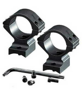 """Browning BROWNING BAR & BLR INTEGRATED SCOPE MOUNT SYSTEM - 1"""" LOW MATTE"""