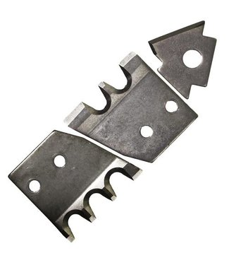 """K-DRILL K-DRILL REPLACEMENT 8.5"""" ICE DRILL AUGER BLADE SET"""