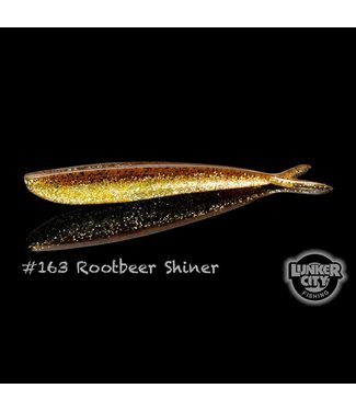 LUNKER CITY LUNKER CITY FIN-S FISH FORK TAIL MINNOW (10 PACK)