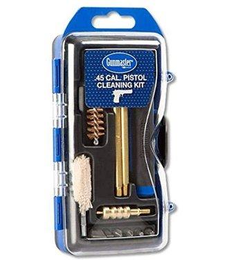 DAC GUNMASTER DAC GUNMASTER PISTOL CLEANING KIT (14-PIECE) - .45 CAL