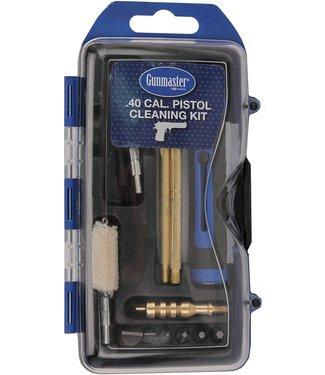 DAC GUNMASTER DAC GUNMASTER PISTOL CLEANING KIT (14-PIECE) - 10MM/.40 CAL