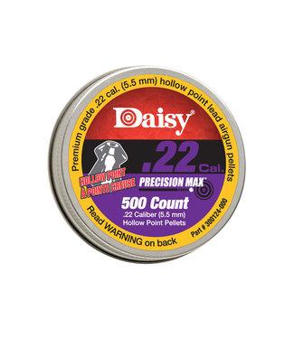 DAISY DAISY HOLLOW POINT PELLETS (500-COUNT) - .22 CAL