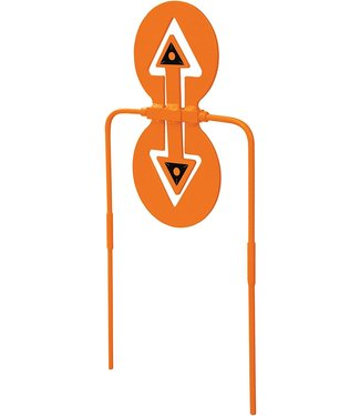 DO ALL OUTDOORS DO ALL OUTDOORS STEEL MILL DOUBLE SPINNER TARGET