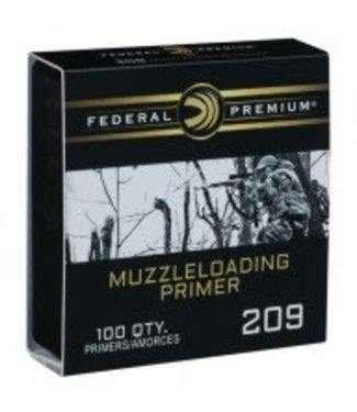 FEDERAL FEDERAL .209 - 209 MUZZLELOADING PRIMER (100 PRIMERS)