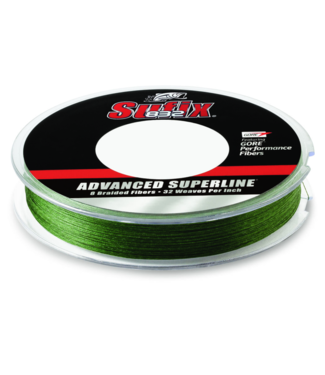SUFIX SUFIX 832 ADVANCED SUPERLINE BRAID FISHING LINE